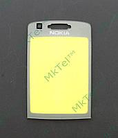 Стекло передней панели Nokia 6280 Копия Серый