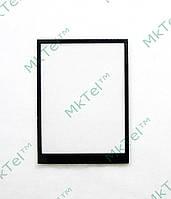 Стекло передней панели Nokia 6500 slide, черный copyAA