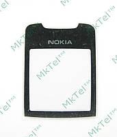 Стекло передней панели Nokia 8800 Копия АА Серебрист.