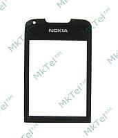 Стекло передней панели Nokia 8800 Arte Оригинал Китай Черный