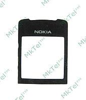 Стекло передней панели Nokia 8800 Sirocco Копия АА Черный