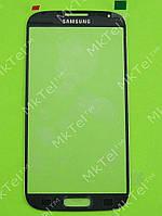 Стекло передней панели Samsung Galaxy S4 i9500 Оригинал Китай Голубой