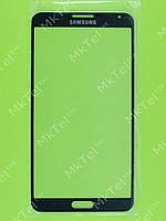 Стекло передней панели Samsung Galaxy Note 3 N9000 Копия Синий