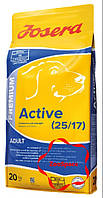 Josera Актив cухий корм для дорослих та активних собак Actiive 20кг