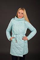 Женская демисезонная куртка.Китай.Hailuozi 39 Мята