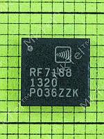 Nokia Asha 502 Dual SIM IC PWR AMP FEM RF7188 6x6mm Оригинал