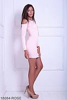 Женское платье Подіум Starla 18084-ROSE XS Розовый