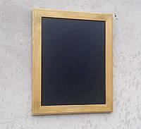 Меловая доска 40 * 30 см, фото 1