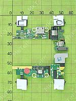 Плата разъема USB, гарнитуры Samsung Galaxy A3 A300 Оригинал Китай