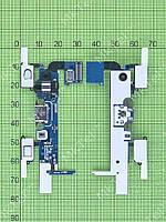 Плата разъема USB, гарнитуры Samsung Galaxy A5 A500 Оригинал Китай