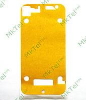 Скотч задней панели крышки батареи iPhone 4G, copy