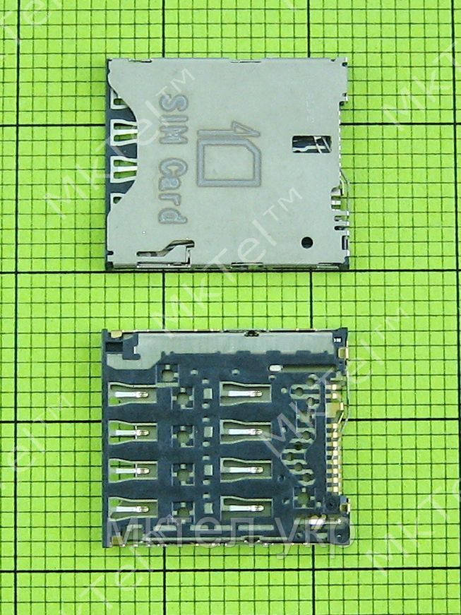 Коннектор SIM карты HTC One V T320e, orig-china