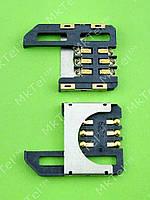 Коннектор SIM карты Motorola DEFY MB525 Оригинал Китай