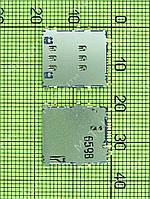 Коннектор SIM карты Samsung Galaxy Tab 3 8.0 T311 Оригинал