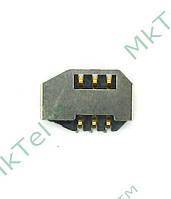 Коннектор SIM карты Sony Ericsson W910 Копия