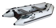 Лодка надувная рыболовная Kolibri KM-300D (килевая) серии ПРОФИ