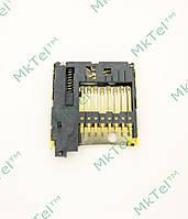 Коннектор карты памяти Nokia 3120 classic Оригинал Китай