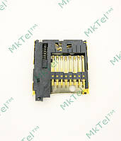 Коннектор карты памяти Nokia 3120 classic, orig-china