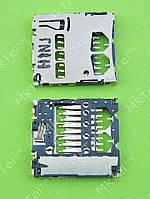 Коннектор карты памяти Samsung Galaxy S2 i9100 Оригинал Китай