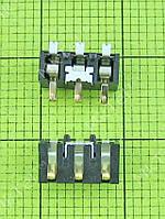 Коннектор аккумулятора FLY IQ436i Era Nano 9 Оригинал