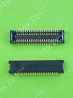 Коннектор платы Nokia 3600 slide SM CONN 2X20 Оригинал