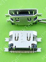 Разъем HDMI Nokia N8 CONN AV/VID 19POL 40V0.5A P0.4, Оригинал #5469572