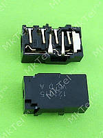Разъем гарнитуры Nokia Asha 205 Dual SIM 3.5mm Оригинал