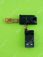 Разъем гарнитуры Samsung Galaxy Note i9220 с шлейфом Оригинал Китай