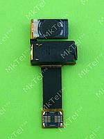 Разъем гарнитуры Samsung S8500 Wave с шлейфом Оригинал