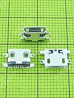 Разъем USB FLY IQ440 Energie micro USB Оригинал Китай