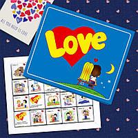 """Шоколадный набор """"Love""""(20шт)"""