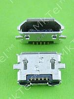 Разъем USB Sony Ericsson U5i Vivaz MINI USB 5pin Копия