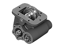 Коробка отбора мощности Eaton-Fuller FS 6406
