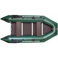 Лодка надувная рыболовная Kolibri KM-330D(килевая) серии ПРОФИ