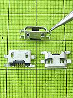 Разъем зарядки FLY IQ446 Magic, orig-china