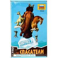 Карточная настольная игра Ледниковый период-2. Спасатели 8+ только 2 игрока