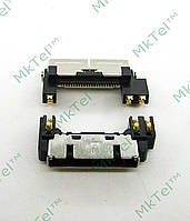Разъем зарядки LG C1100 с контактами батареи Копия