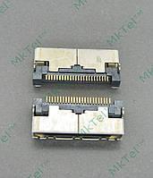 Разъем зарядки LG MG200 24pin Копия