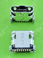 Разъем зарядки Samsung Galaxy Note 2 N7100 Оригинал Китай
