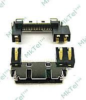 Разъем зарядки Samsung X460 с контактами батареи Оригинал Китай