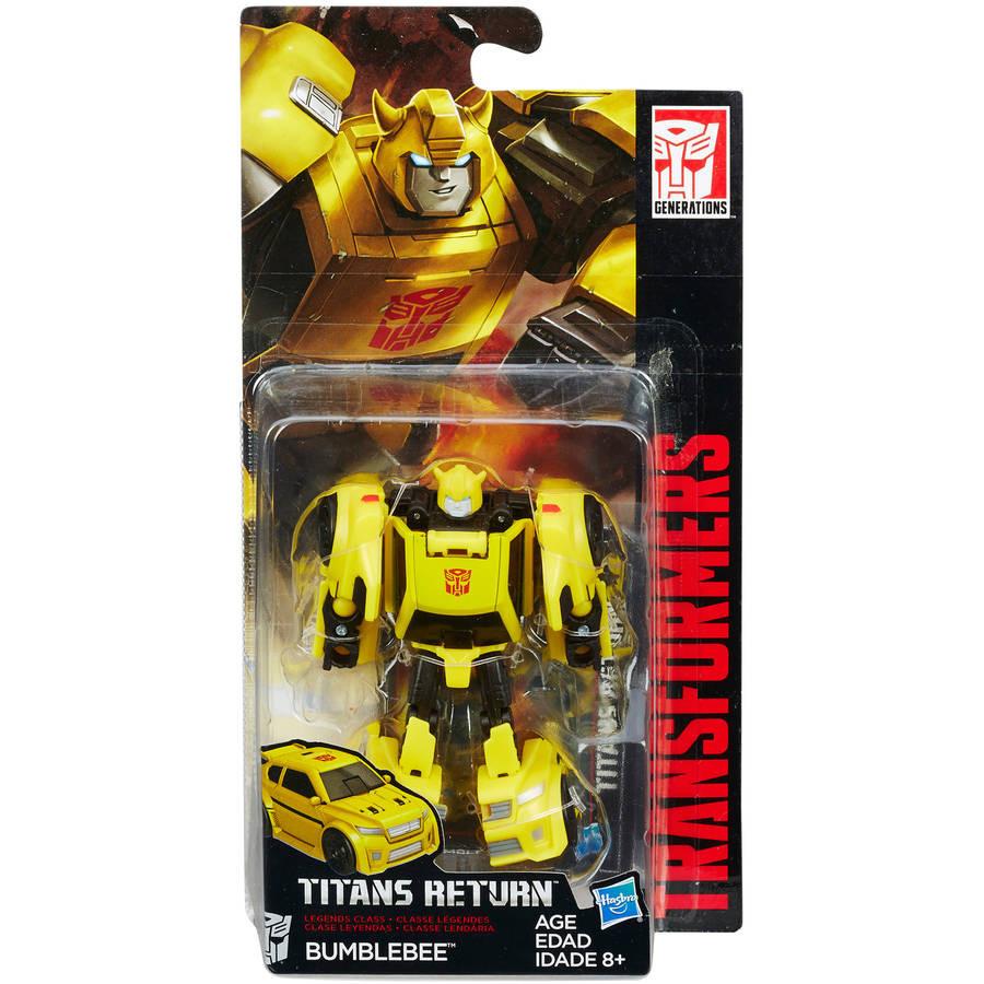 """Трансформер Бамблби """"Поколения"""" - Bumblebee, Generations, Titans Return, Hasbro"""
