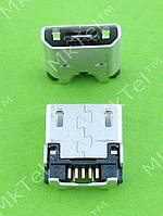 Разъем зарядки, USB Nokia Lumia 520 Разъем MICRO-USB Оригинал