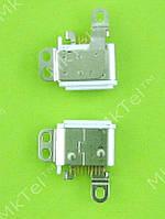 Разъем системный iPod Nano 7Gen Оригинал Европа Белый