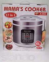 Мультиварка 12 в 1 Mama's Cooker, фото 1
