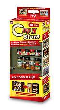 Органайзер для спецій і соусів Clip in Store, фото 3