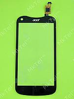 Сенсорный экран Acer Liquid E2 Duo V370 Копия АА Черный