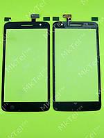 Сенсорный экран Alcatel One Touch Scribe HD8008d Оригинал Китай Черный