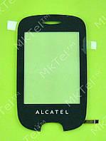Сенсор Alcatel OT-602 Оригинал Китай Черный