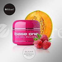 Прозрачный гель с запахом дыня+малина Base One Raspberry Melon (разлив)