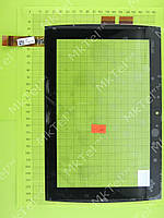 Сенсор Asus Eee Pad Slider SL101 Оригинал Китай Черный